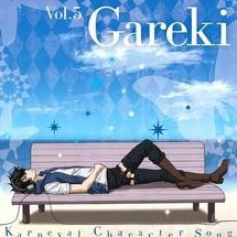 tvアニメ カーニヴァル キャラクターソング vol.5
