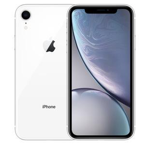 苹果【iPhone XR】128G 99成新  全网通 国行 白色双卡双待苹果机