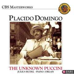 plācido domingo: the unknown puccini songs