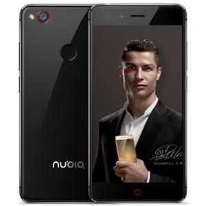 努比亚【Z11 mini】全网通 黑色 64 G 国行 8成新 真机实拍