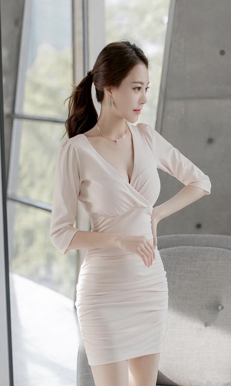 韩国职业ol美女手机壁纸_360社区