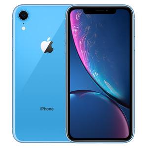苹果【iPhone XR】全网通 蓝色 64G 国行 95成新 真机实拍