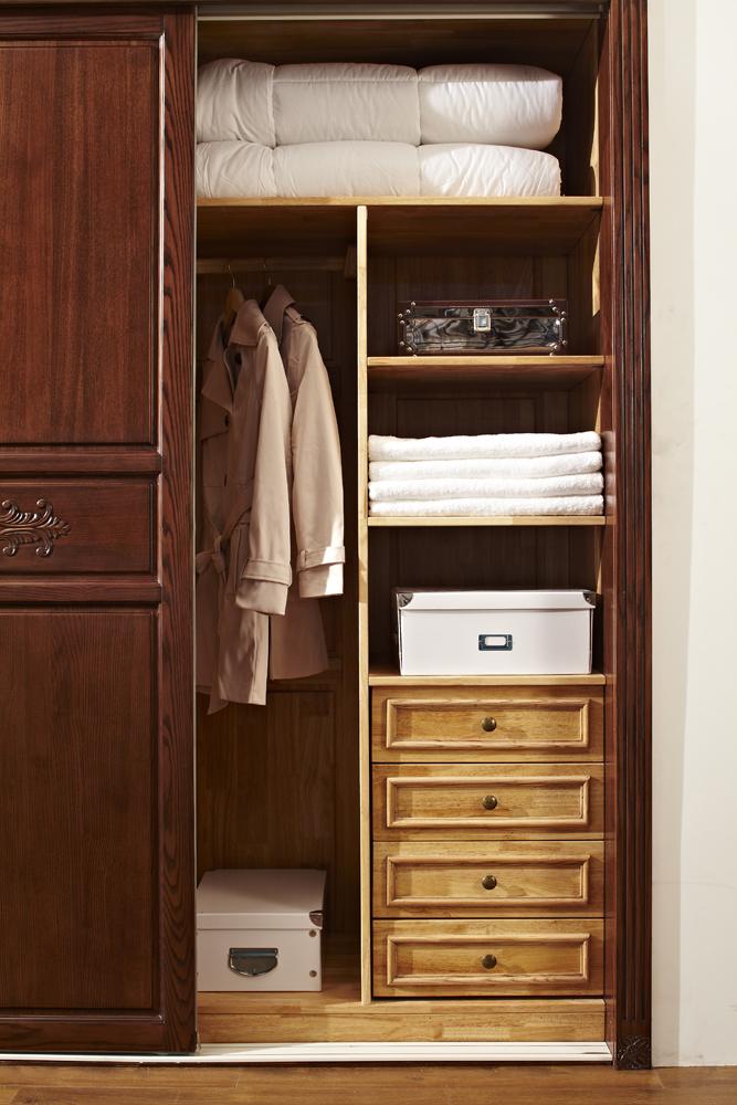 三格布衣柜安装步骤图