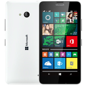 微软【Lumia 640】移动联通 4G/3G/2G 白色 8 G 国行 9成新