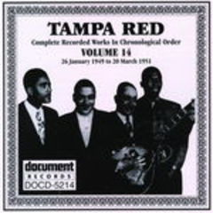 tampa red vol.14 1949-1951