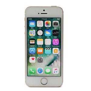 苹果【iPhone SE】金色 全网通 16 G 国行 9成新