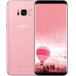 三星【Galaxy S8+】全网通 粉色 64 G 国行 9成新