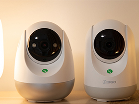 360智能摄像机云台7C超清版使用体验