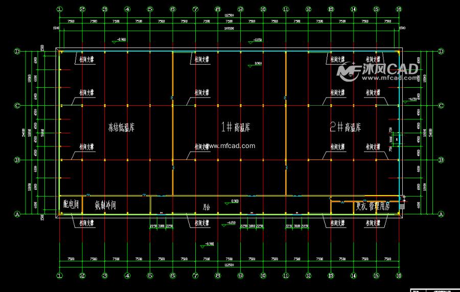一份完整的冷库设计方案一般包含哪些内容图片