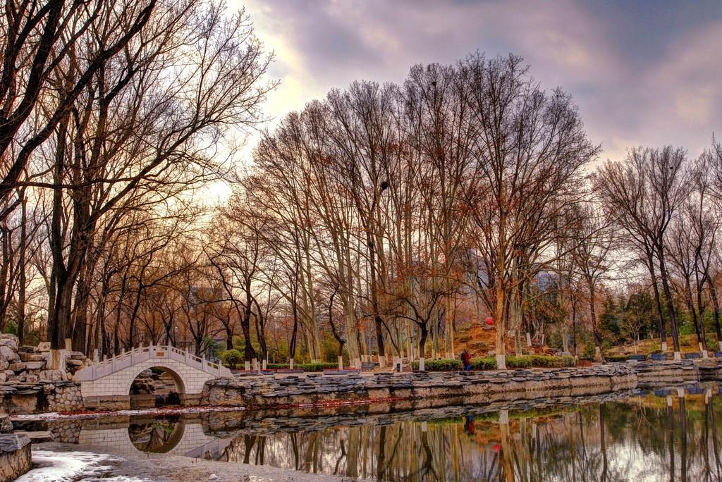 北京航空航天大学校园风景