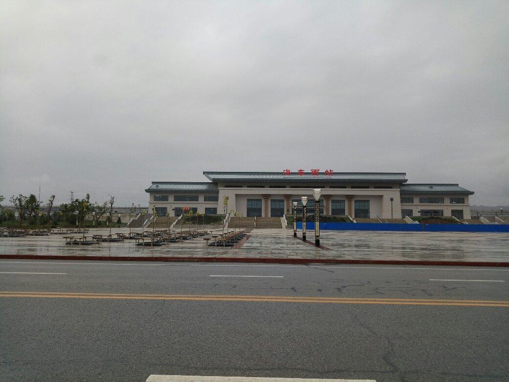西宁市中心广场图片