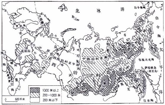 世界地形图手绘
