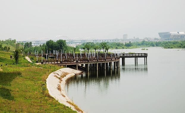 中新浐灞半岛