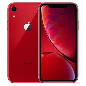 苹果【iPhone XR】128G 99成新  全网通 国行 红色双卡双待苹果机