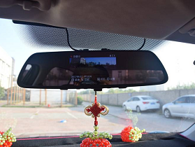 亲自动手,新朗逸安装360行车记录仪教程