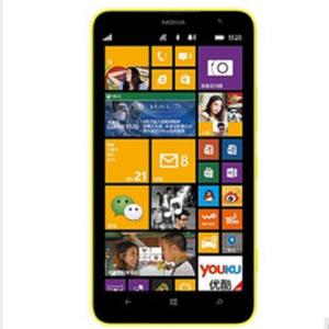 诺基亚【Lumia 1320】联通 3G/2G 黄色 8 G 国行 9成新
