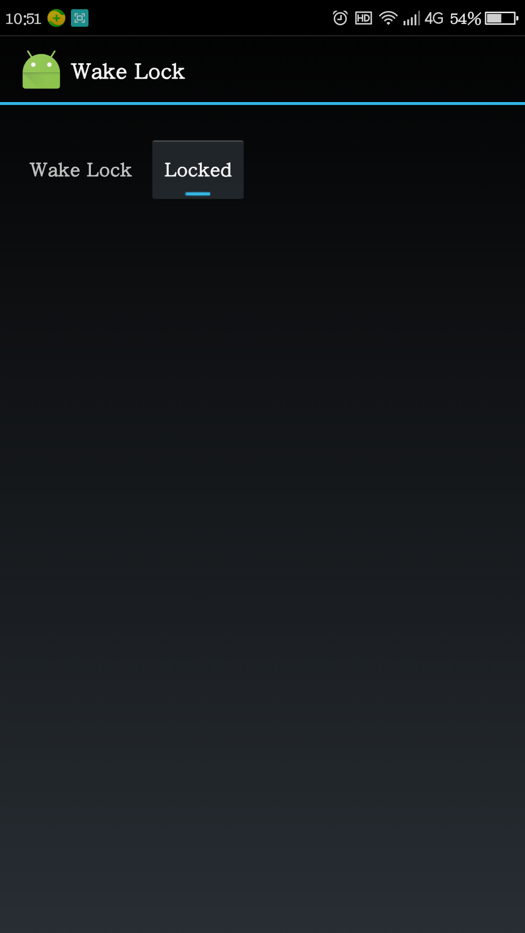 微信收不到信息