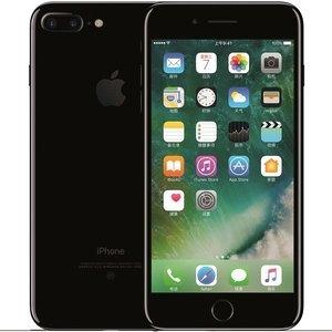 苹果【iPhone 7 Plus】全网通 亮黑色 128G 国行 8成新