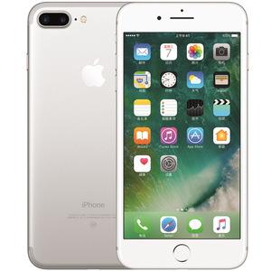苹果【iPhone 7 Plus】128G 95成新  全网通 国行 银色