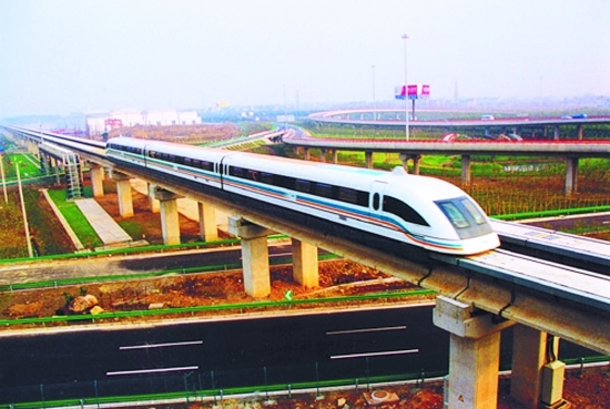 城市高铁迅猛发展