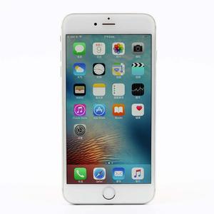 苹果【iPhone 6】移动联通 4G/3G/2G 银色 64 G 港澳台 9成新