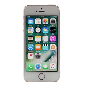 苹果【iPhone SE】全网通 玫瑰金 64G 国行 9成新 真机实拍