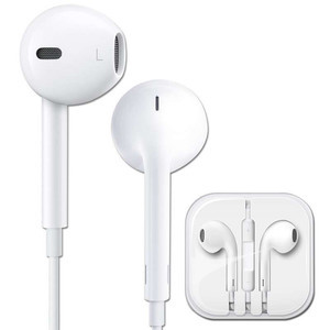 苹果【Apple EarPods耳机(3.5mm接口)】Apple EarPods 全新  白色