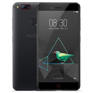 努比亚【Z17 Mini】全网通 黑色 64G 国行 9成新
