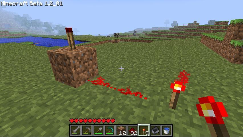 红石电路入门基础