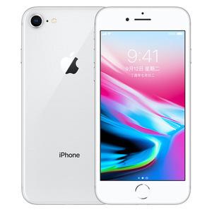 苹果【iPhone 8】全网通 银色 64G 国际版 9成新