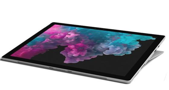 微软【Microsoft Surface Pro 6 (型号:1796)】黑色 国行 Intel 酷睿i5 8250U 9成新 真机实拍带原充电器2019-06-05