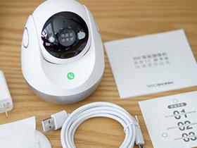360智能摄像机云台7C超清版使用有感