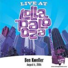 live at lollapalooza 2006 ben kweller