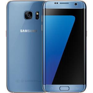 三星【Galaxy S7 Edge】蓝色 64 G 国行 全网通 8成新