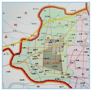 庄寨镇地图