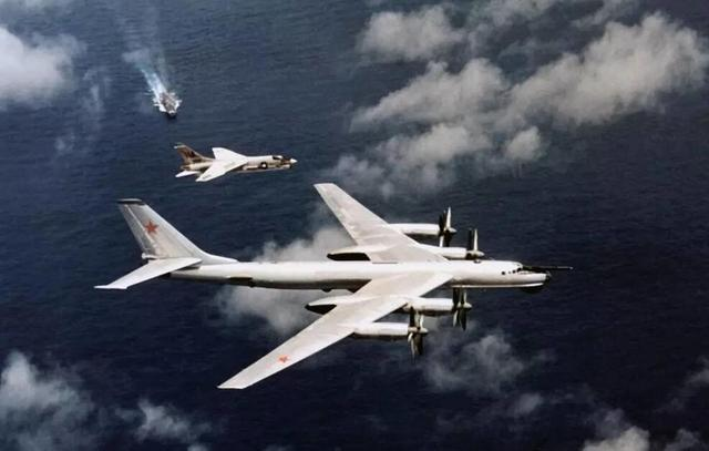 The Russian strategic bombers: China Henzhao finally learn to draw ...