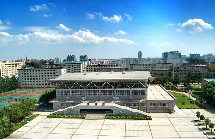是中南民族大学的一项