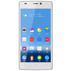 金立【GN9000】移动 4G/3G/2G 白色 16 G 国行 9成新