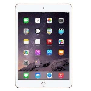 苹果【iPad mini3】3G版 金色 128G 港澳台 9成新