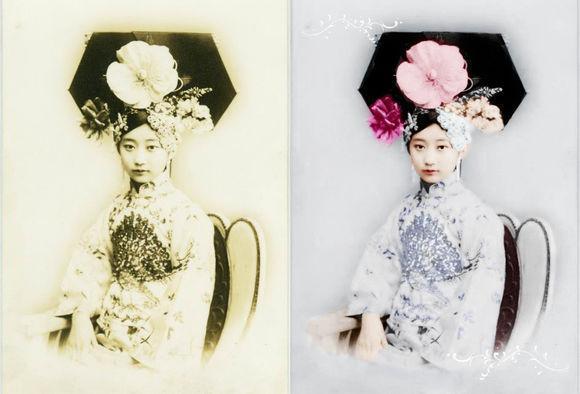 清朝第一美女格格完颜立童记