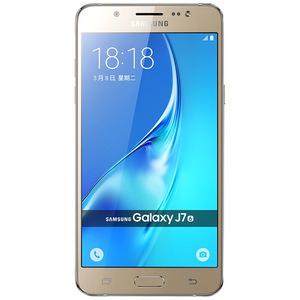 三星【Galaxy J7】金色 移动 4G/3G/2G 16 G 国行 8成新