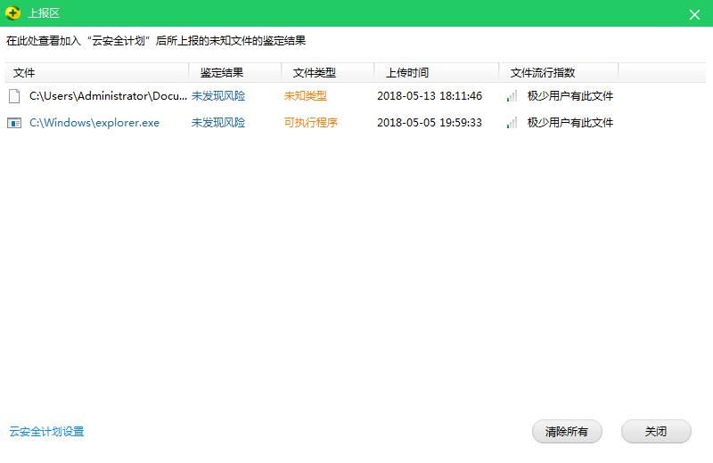 360安全卫士提醒资源管理器,极少用户有此文件,是在开玩笑吗?