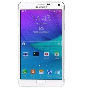 三星 【Galaxy Note 4】 移动联通 4G/3G/2G 白色 16 G 国行 9成新