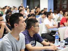 【360走近清华大学】谭晓生、杨卿联袂带来网络安全盛宴