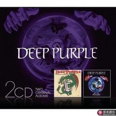 2cd slipcase - deep purple