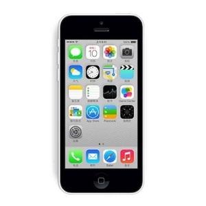 苹果【iPhone 5C】其他(不支持4G) 白色 16 G 国行 8成新