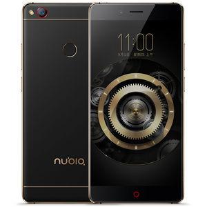 努比亚【Z11】全网通 黑色 64G 国行 9成新