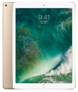苹果【iPad Pro 12.9寸 1代 2015款】WIFI版 金色 32G 国行 8成新 真机实拍