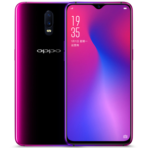 oppo【R17】移动 4G/3G/2G 紫色 6G/128G 国行 9成新