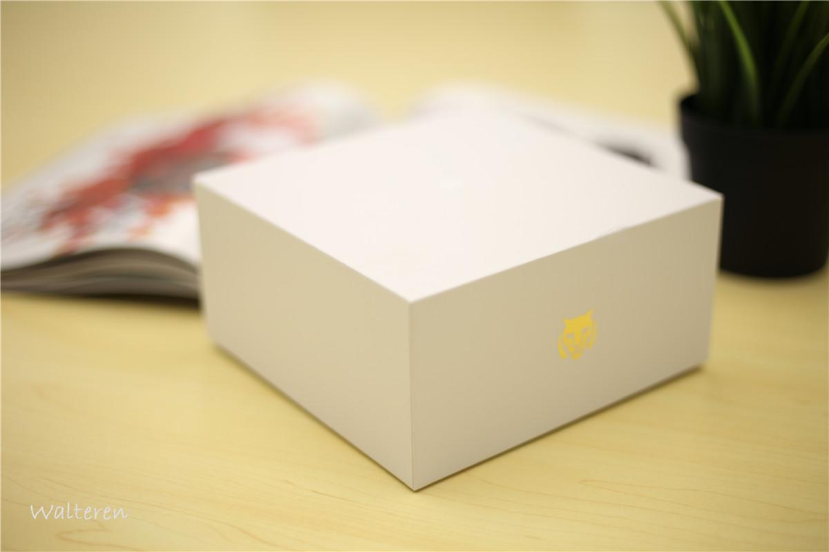 必虎路由器从包装到产品设计